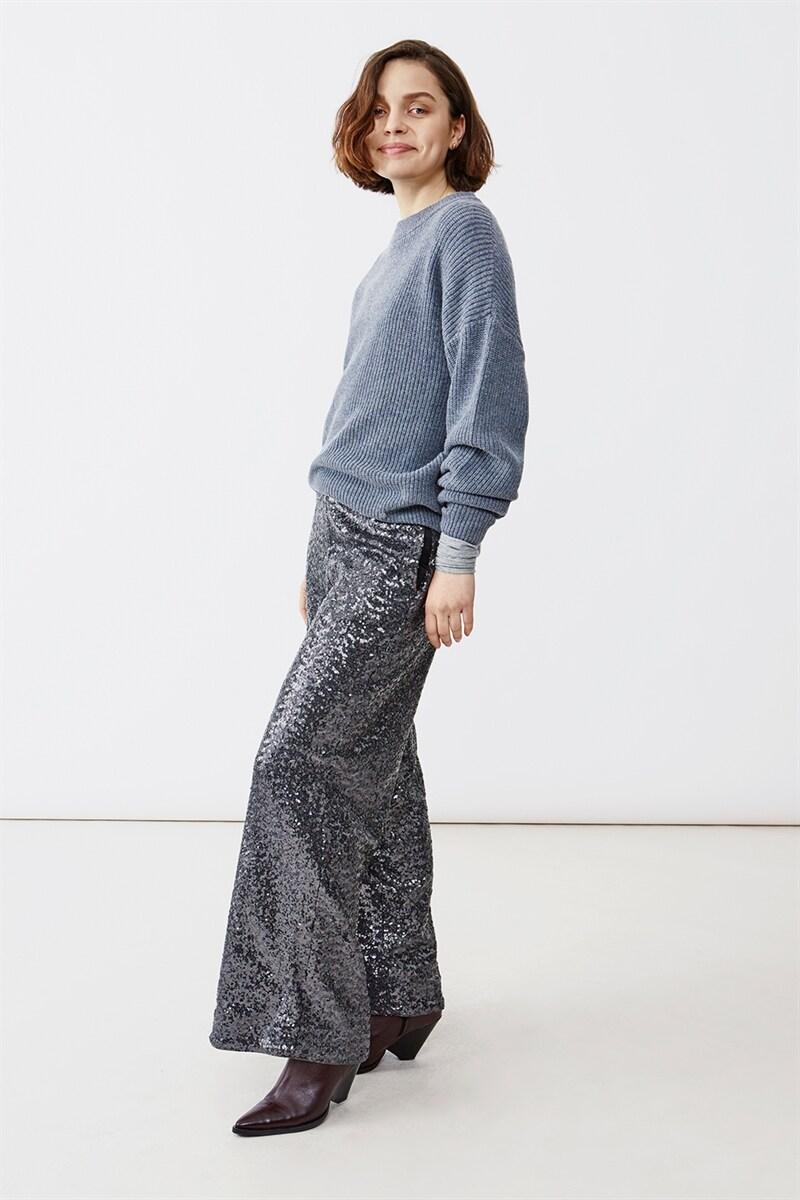 98f4e8ae May Sequin Trousers - www.twisttango.com
