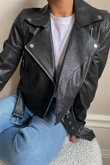 Josie Leather Jacket