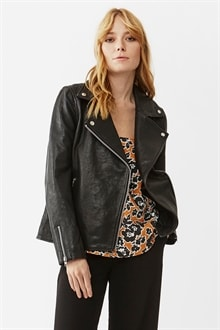 Jessie Leather Jacket